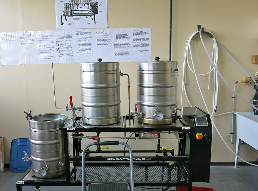 Fractional-Nano brewery